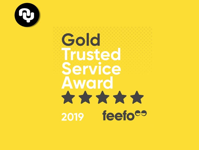 Pilates Near You Gold Service  Award Winner 2019