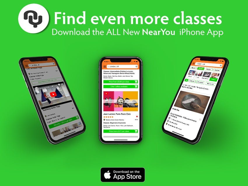 All new iPhone App for Pilates Lovers